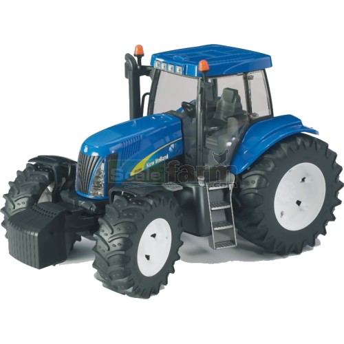 New Holland T8040 Tractor (Bruder 03020)