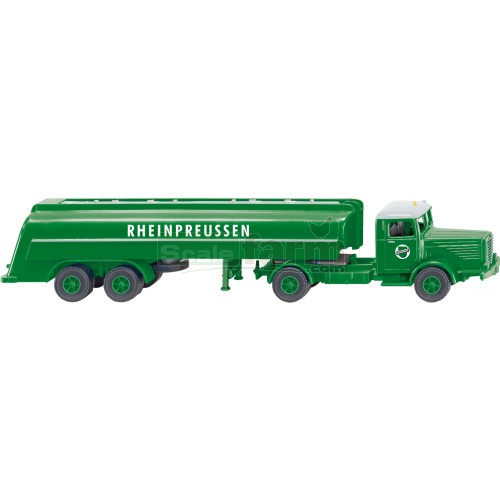 Bussing 8800 Articulated Tanker Trailer (Wiking 088249)