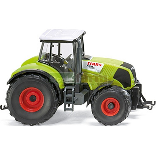 CLAAS Axion 850 Tractor (Wiking 036301)