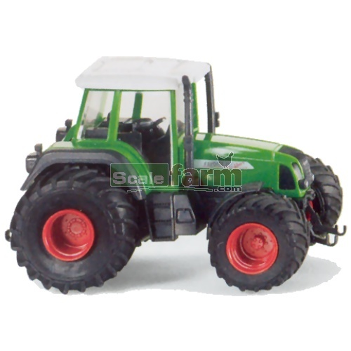 Fendt 711 Vario Tractor with Broad Tyres (Wiking 3774031)