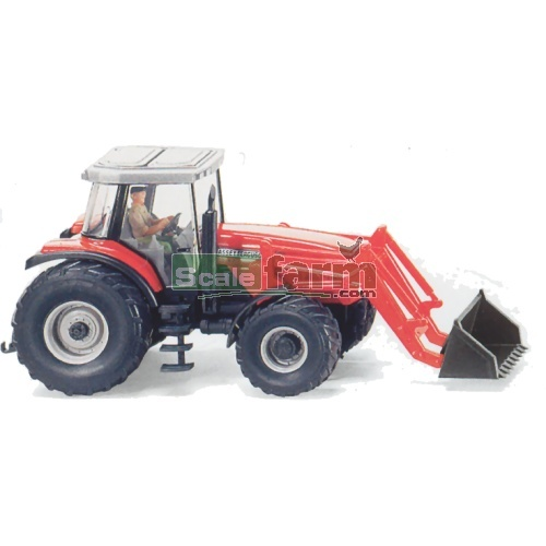 Massey Ferguson 8280 Xtra Tractor with Front Loader (Wiking 3854033)