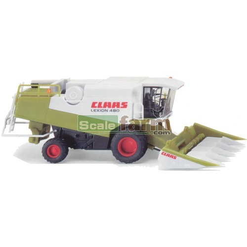 CLAAS Lexion 480 Forage Harvester (Wiking 3894047)