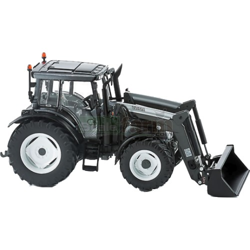 Valtra N123 Tractor with Front Loader (Wiking 7327)