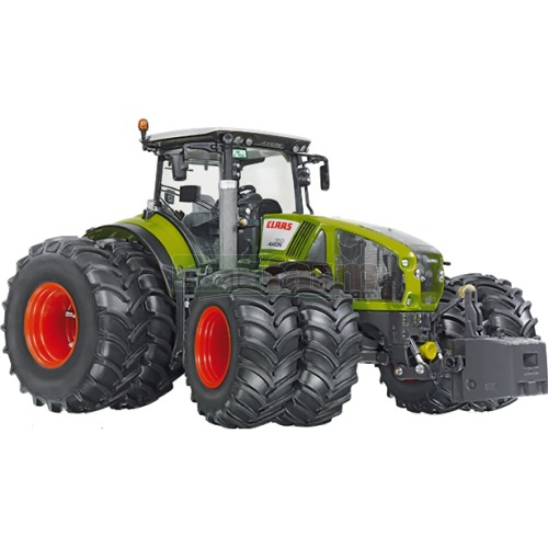 CLAAS Axion 950 Dual Wheeled Tractor (Wiking 7328)