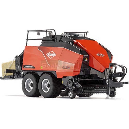 Kuhn LSB 1290 iD High Density Baler (Wiking 7819)