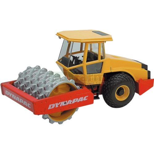 Dynapac CA512 Vibratory Roller with Padfoot Drum (Joal 207)