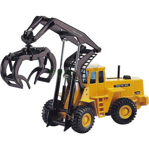 Volvo BM L160 High Lift Grapple Loader (Joal 237)