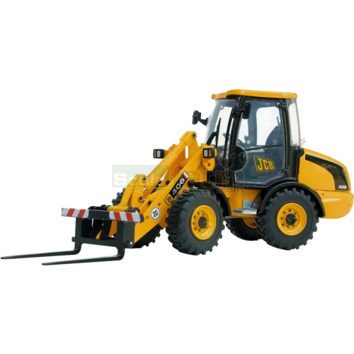 JCB 406 Wheeled Loading Shovel with Forks (Joal 278)