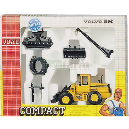 Volvo BM L70C Wheel Loader with Accessory Set (Joal 400)
