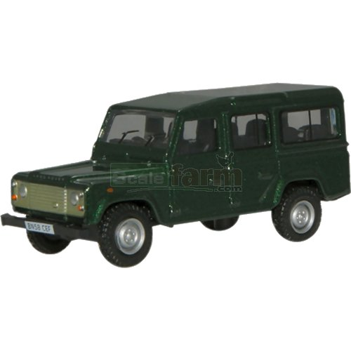 Land Rover Defender - Green (Oxford 76DEF001)