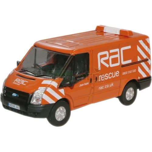 Ford Transit New Low Roof - RAC (Oxford 76FT003)