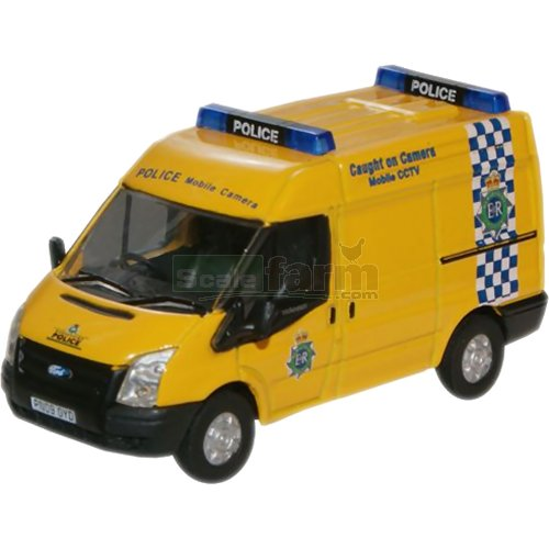 Ford Transit - Merseyside Police Mobile Camera (Oxford 76FT004)