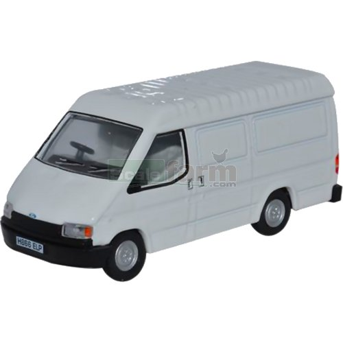 Ford Transit Mk3 - White (Oxford 76FT3001)