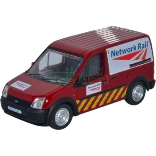 Ford Transit Connect - Network Rail (Jarvis) (Oxford 76FTC009)
