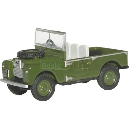 Land Rover - Bronze Green (Oxford 76LAN188003)
