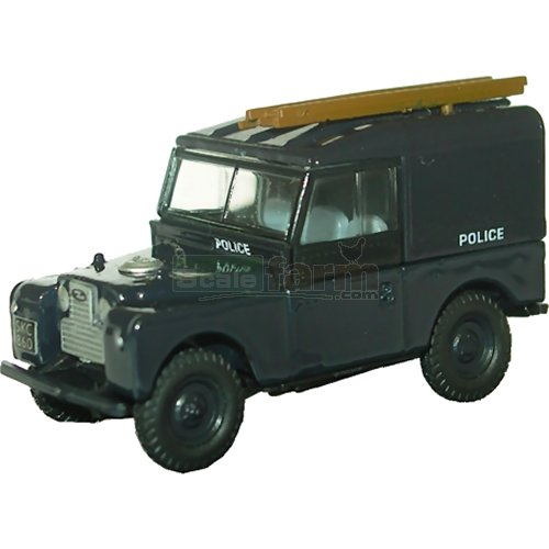 Land Rover - Liverpool City Police (Oxford 76LAN188007)