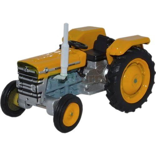 Massey Ferguson Vintage Tractor - Open Yellow (Oxford 76MF004)
