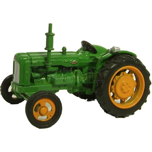 Fordson Tractor - Green (Oxford 76TRAC002)