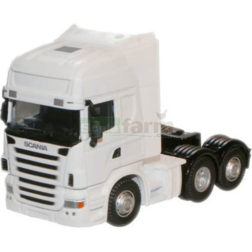 Scania Cab - White (Oxford 76WHSCACAB)