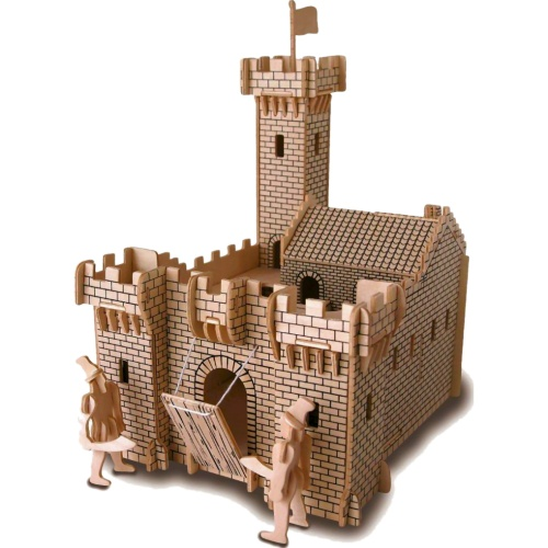Knight's Castle Woodcraft Construction Kit (Quay P314)