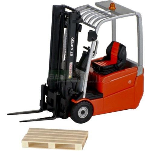 BT Cargo C3E160 Electric Forklift (ROS 00146)
