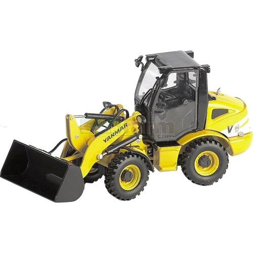Yanmar V8 Articulated Wheel Loader (ROS 00151)