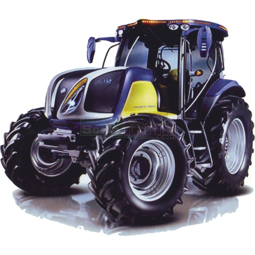 New Holland Hydrogen Tractor (ROS 30125)