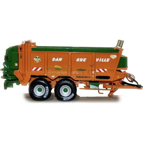 Dangreville ETB15000 Spreading Trailer (ROS 60204)