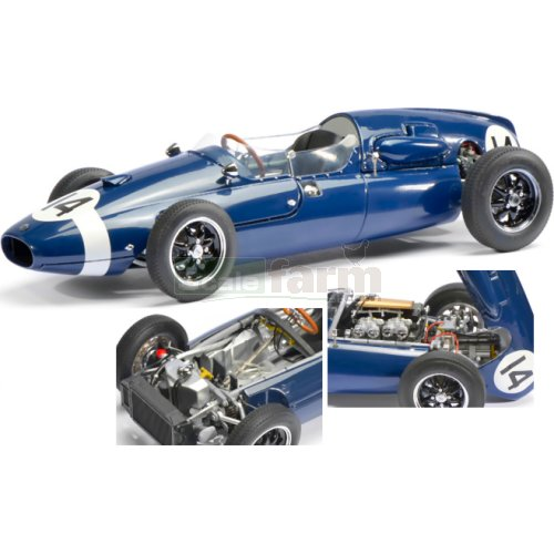 Cooper T51 #14 Stirling Moss 'Winner Italian GP 1959' (Schuco 00326)