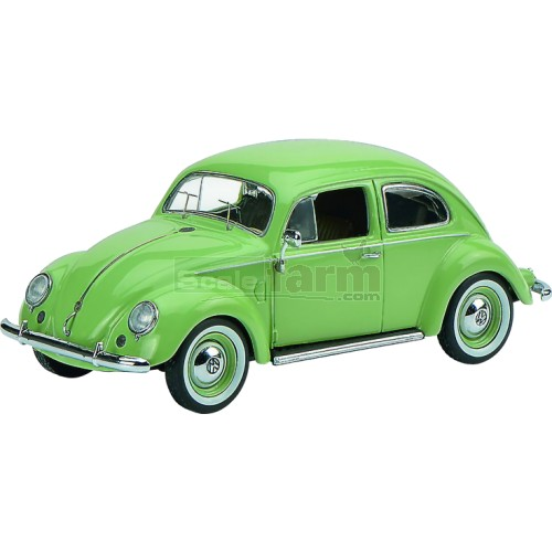 VW Beetle with Oval Rear Window (Schuco 03367)