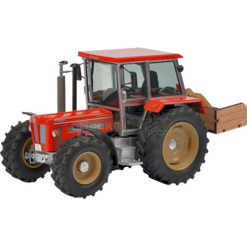 Schluter Compact 1350 TV 6 Tractor with Back Box (Schuco 07627)