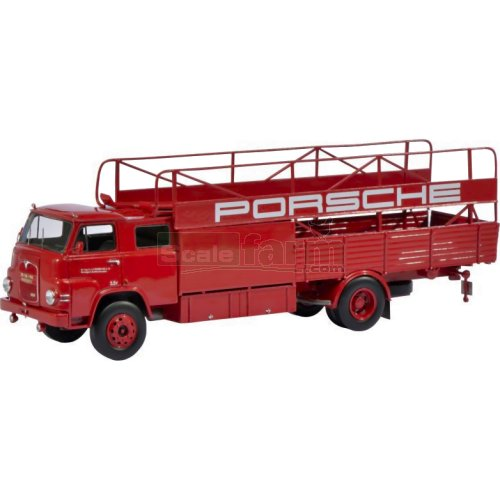 MAN Porsche Car Transporter (Schuco 08944)