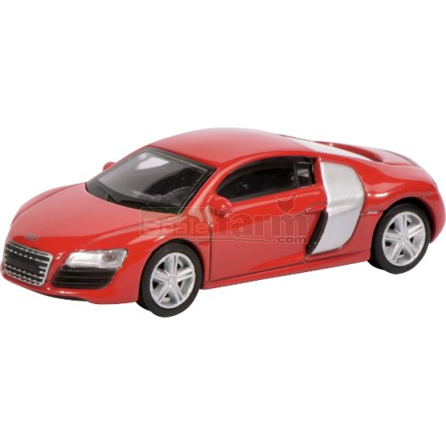 Audi R8 Coupe - Red (Schuco 20109)