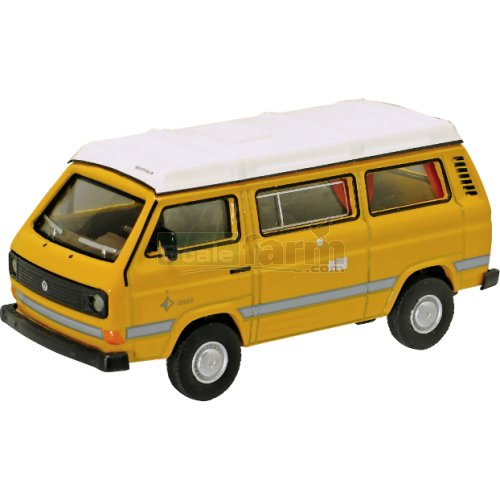 VW T3 Camper - Yellow (Schuco 20138)