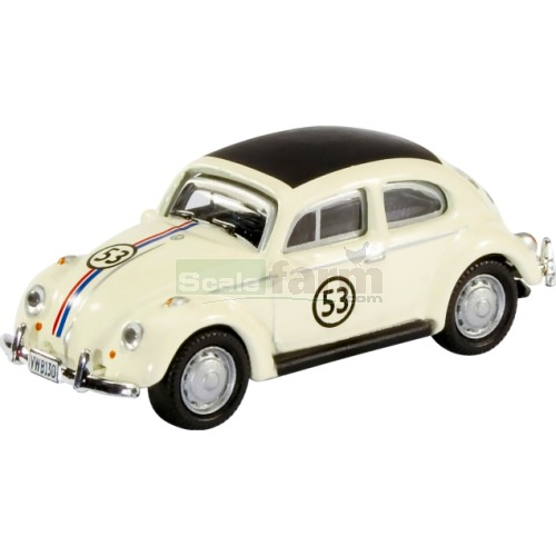 VW Beetle Rally #53 (Herbie) (Schuco 21888)