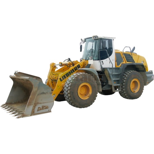 Liebherr 550 Wheel Loader (Schuco 25801)