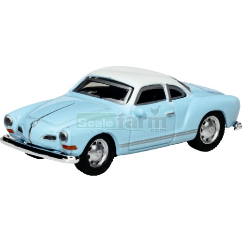 VW Karmann Ghia - Light Blue (Schuco 26044)