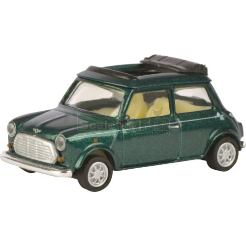 Mini Cooper - Green (Schuco 26159)