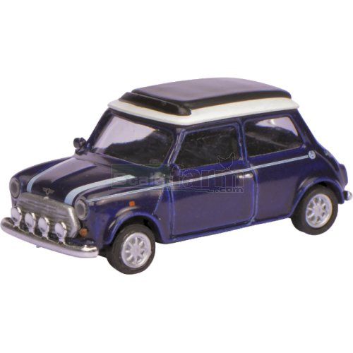 Mini Cooper - Blue (Schuco 26161)