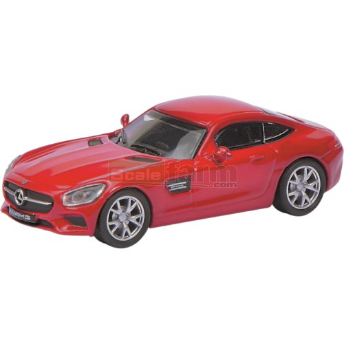 Mercedes AMG GT S - Red (Schuco 26204)