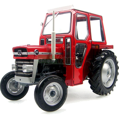 Massey Ferguson 135 Vintage Tractor with Cab (Universal Hobbies 2697)