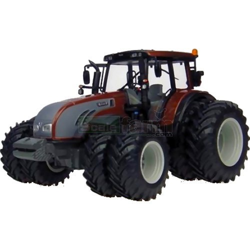 Valtra Series T Tractor with Dual Wheels (2011) (Universal Hobbies 4080)