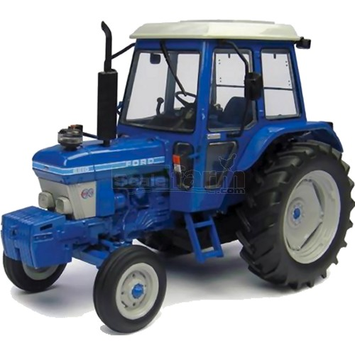 Ford 6610 2WD Vintage Tractor (Generation I) (Universal Hobbies 4136)