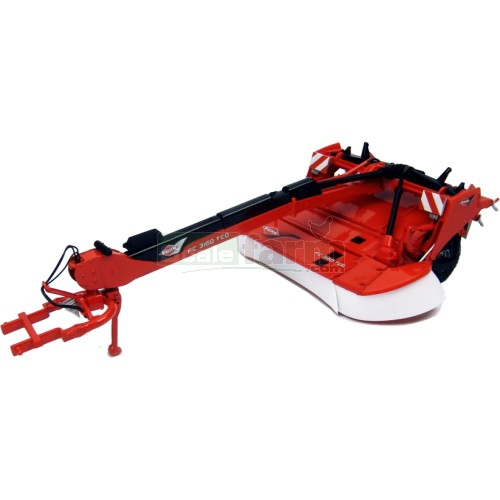 Kuhn FC 3160 TCD Trailed Disc Mower Conditioner (Universal Hobbies 4198)