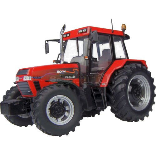 Case IH Maxxum 'Plus' 5150 Tractor - 50000 edition (Universal Hobbies 4251)