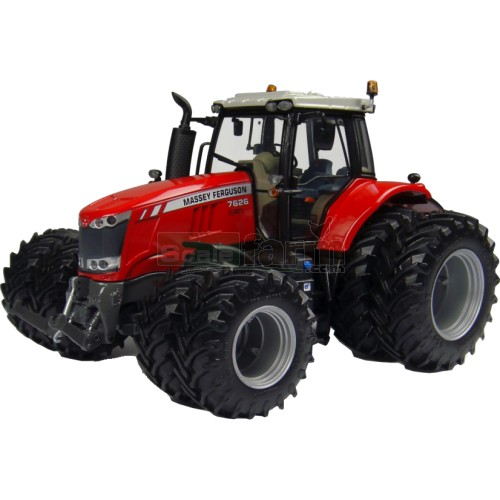 Dual Ih Tractors On Wheels : Universal hobbies massey ferguson dyna