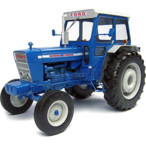 Ford 5000 Tractor with Cabin (1968) (Universal Hobbies 4278)