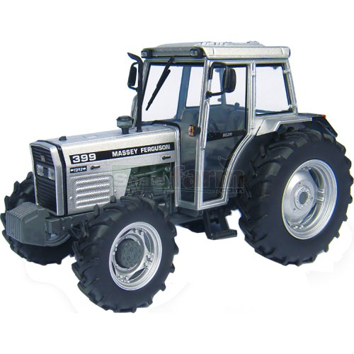Massey Ferguson 399 Vintage Tractor - Limited 'Silver Edition' (Universal Hobbies 4878)
