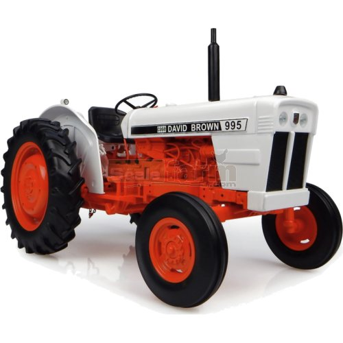 David Brown 995 (1973) Tractor (Universal Hobbies 4885)