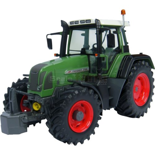 Fendt 716 Vario Favorit Generation I (1998-2004) Tractor (Universal Hobbies 4890)